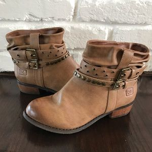 Dirty Laundry By Chinese Laundry Booties 6 Lke New